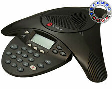 Polycom IP 4000 Conference Phone Telephone - Inc VAT & Warranty - Main Unit Only