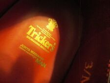 Trickers x Comme des Garcons shoes, made in Italy, new in box