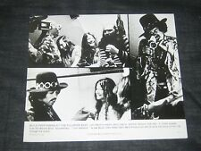 Original A FILM ABOUT JIMI HENDRIX International Press Photo JANIS JOPLIN