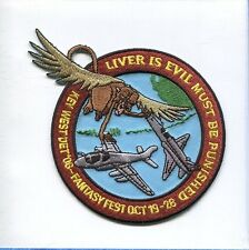 VAQ-133 WIZARDS KEY WEST DET 2006 US NAVY EA-6B PROWLER Squadron Cruise Patch
