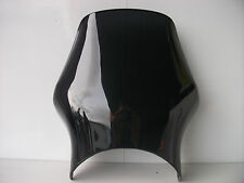 New Universal Motorcycle Tinted Fly Screen Hornet Er Cb Gs Cb Bandit Custom