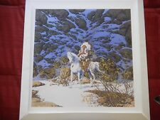 "Bev Doolittle ""Eagle Heart"" S/N Limited Edition Lithograph Print"