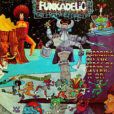 Funkadelic - Standing On The Verge Of Getting It On 180G LP REISSUE NEW GATEFOLD