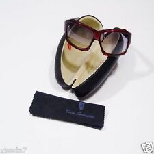 Authentic Tonino Lamborghini Italy Woman Sunglasses LA683 w Case Dust Cloth