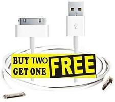 "Samsung Galaxy Tab 2 & 10.1""  Note 8000 USB Data Sync Charger Cable In White"