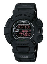 Casio G9000MS-1 Men's Mudman Military Blackout Alarm Chronograph G Shock Watch