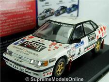 Subaru Legacy Rs Richard Burns coche modelo 1/43rd Escala Manx Rally 1999 y0675j ^ * ^