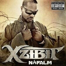 XZIBIT - NAPALM  CD HIPHOP RAP NEU