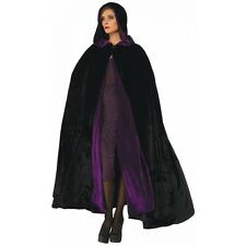Reversible Hooded Cape Costume Adult Halloween