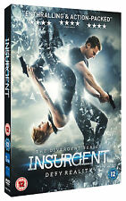 Insurgent DVD (From the Divergent Series) New/Sealed