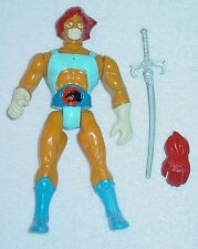 Thundercats vintage Bootleg LION-O figure Knock-Off w/ Sword & Glove