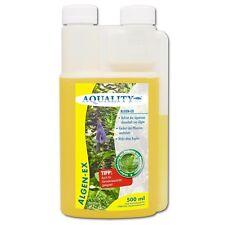 (16,00€/l) AQUALITY Algen-EX 500 ml - Algenvernichter Anti, Stopp fürs Aquarium