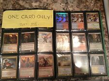 "MAGIC THE GATHERING: ""Ash Zealot"" - Mint - RARE! - One Card ONLY!"