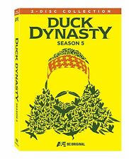 Duck Dynasty: Season 5 5th Fifth Five DVD 2014 2-Disc Set Robertson NEW
