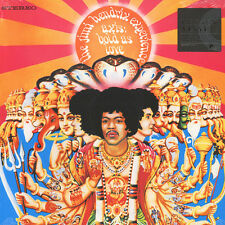 Jimi Hendrix - Axis Bold As Love EU Stereo Version (Vinyl LP - 1967 - Reissue)