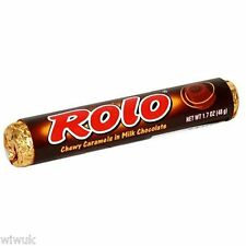 Nestle ROLO tubes milk chocolate with toffee centres 4 x 52g UK / British recipe