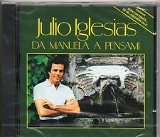 JULIO IGLESIAS in ITALIANO CD DA EMANUELA A PENSAMI fuori catal.SIGILLATO sealed