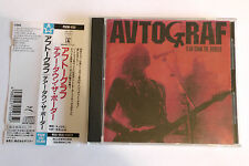 AVTOGRAF Autograf AUTOGRAPH Tear Down the Border JAPAN CD PSCW-1133