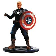 MEZCO TOYS MARVEL ONE:12th COLLECTIVE PREVIEWS EXCLUSIVE CAPTAIN ROGERS AMERICA
