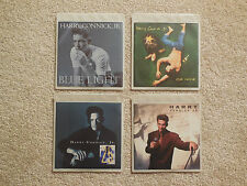 Harry Connick Jr 4 CD Lot - We Are In Love Star Turtle Blue Light & 25 FREE SHIP