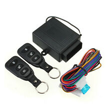 Car Auto Central Keyless Universal Entry Lock Locking Remote Control System Kit