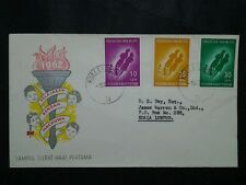 Malaysia 1962 Federation Of Malaya Free Primary Education FDC No Brochure(1)