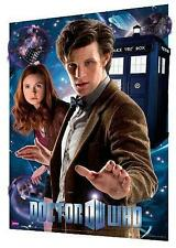 "DOCTOR WHO ""DOCTOR WHO & AMY"" - 3D POSTER / HOLOGRAM / LENTICULAR POSTER"