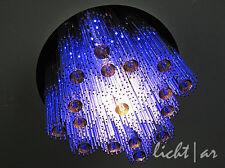 Design Deckenleuchte Twirl 3-12-15-flg Deckenlampe Leuchte Lampe Lustre Farb-LED