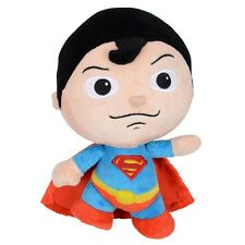 "DC SUPERMAN 9"" PLUSH SOFT TOY BRAND NEW WITH TAGS LITTLE MATES"