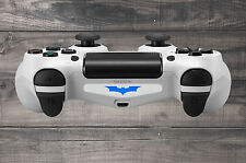 White Batman Playstation 4 (PS4) Light Bar Decal Sticker | Pack of 3