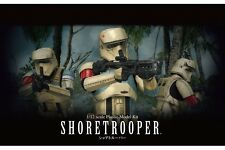 Star Wars Plastic Model Kit 1/12 SHORETROOPER Bandai Japan NEW **