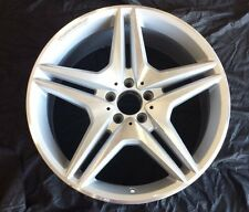 "20"" S CLASS AMG WHEEL REAR 85031 2214016302 RECON"