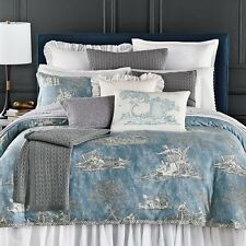 NEW Bloomingdale's 1872 Sabine Quilted King Sham Y145