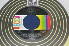 Atlanta Rhythm Section Back Up Against The Wall 45 From Co Vault Unopen Box *