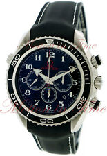 Omega Planet Ocean Chronograph Mens Watch Stainless Steel 222.32.46.50.01.001