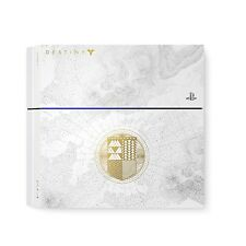 Sony PlayStation 4 PS4 500GB Destiny The Taken King Glacier White Console Only