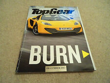 TopGear Magazine Subscribers Edition December 2012 Issue 237