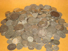 1 OZ - 90% PURE SILVER ALL PRE-1965 MIXED US COINS! HALF DOLLAR, QUARTER, DIMES