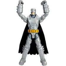 "DC Comics 12"" ARMOR BATMAN Highly Poseable Articulated LOOSE Action Figure"