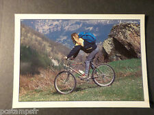 CP SPORT, VELO TOUT-TERRAIN VTT, POST CARD MOUNTAIN-BIKE
