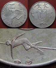 MEDAGLIA ARGENTO 925 MONACO GIOCHI XX.a OLIMPIADE MUNCHEN 1972 OLYMPIC GAMES