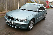 BMW 3 SERIES 325TI 2002 REG BREAKING FOR PARTS