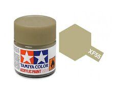 Tamiya 10ml Acrylic Paint XF-1 to XF-69 | Choose Your Colour: