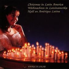 Patricia Salas Christmas In Latin America CD *SEALED* Chile Argentina Mexico