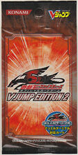 Yu-Gi-Oh V Jump Limited Edition 2 Sealed Pack Promo