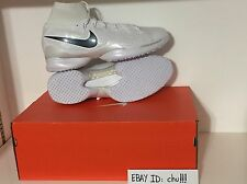 NEW! Nike Air Zoom Ultrafly GRS QS Tennis Shoes White Black Size 10.5 $220