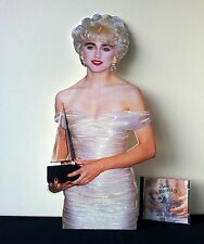 Madonna Display Stand NEW MDNA Standee Limited RARE Who's That Girl True Blue
