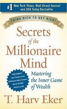 Secrets of the Millionaire Mind: Mastering the Inner Game of Wealth  (NoDust)
