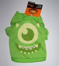 NWT Disney Pet Costume Extra Small XS - MONSTERS INC. MIKE Dog Clothes Halloween