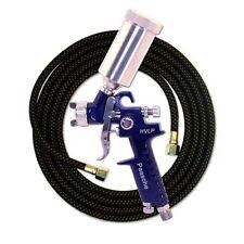 Paasche HVLP Touchup Spray Gun .8mm Head with Hose (NEW)